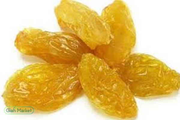 Sell golden raisins